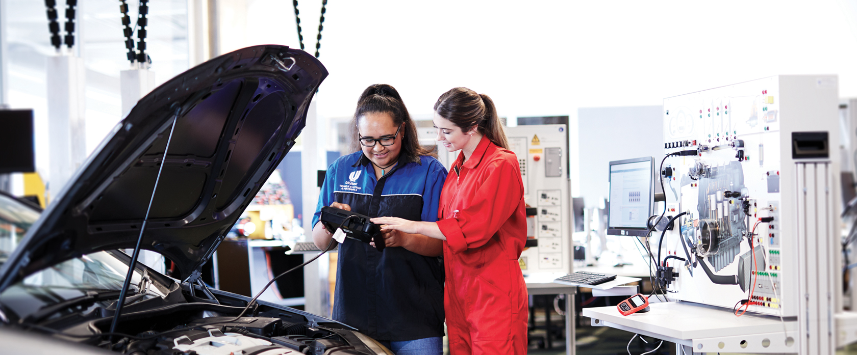 Automotive Service Specialist Career Preparation Possibilities