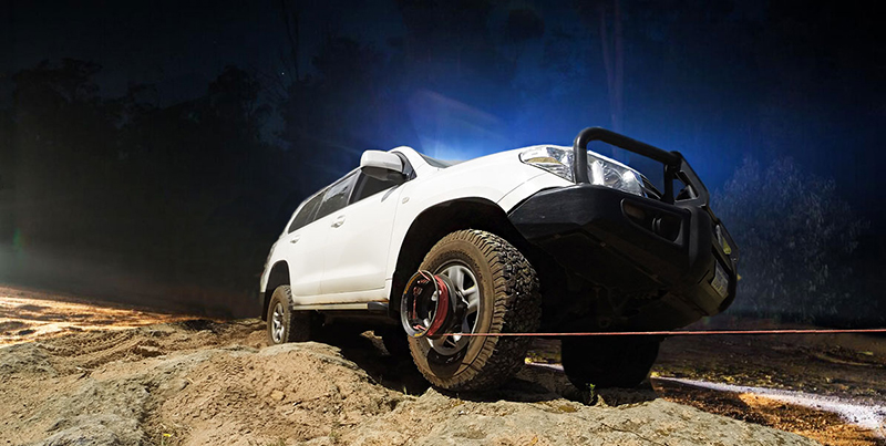 How a Bullbar Can Get You Out Of Many Difficult Situations.